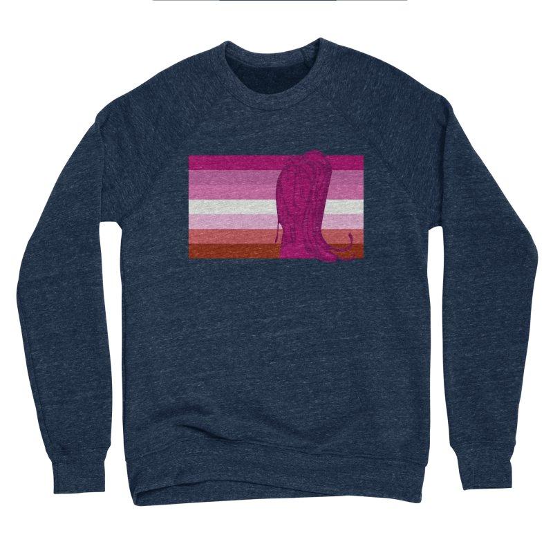She Men's Sponge Fleece Sweatshirt by Cory & Mike's Artist Shop