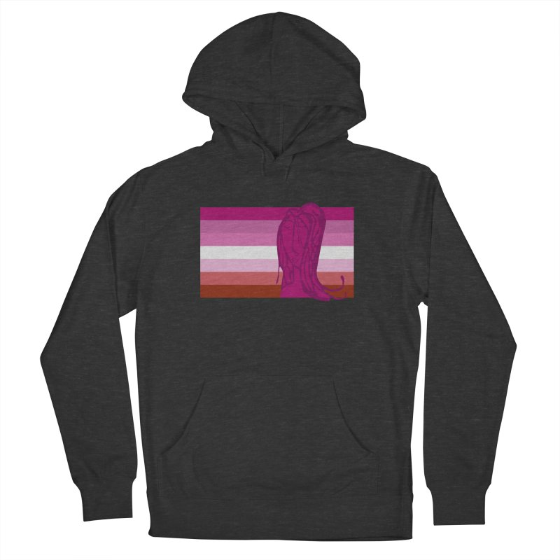 She Women's French Terry Pullover Hoody by Cory & Mike's Artist Shop