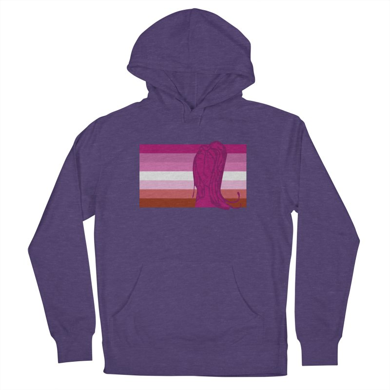 She Men's French Terry Pullover Hoody by Cory & Mike's Artist Shop