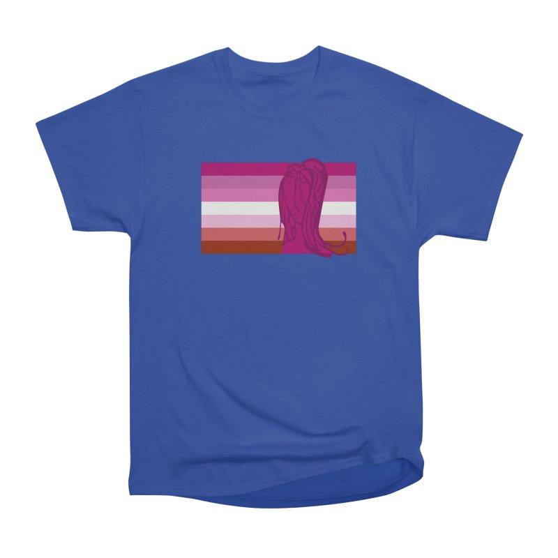 She Men's Heavyweight T-Shirt by Cory & Mike's Artist Shop