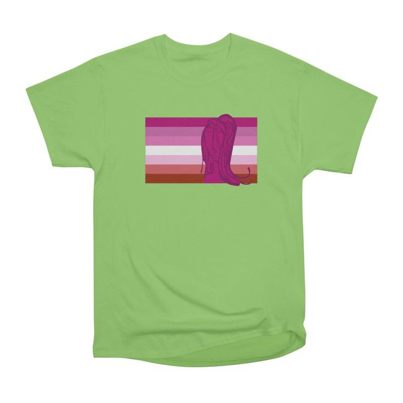 She Women's Heavyweight Unisex T-Shirt by Cory & Mike's Artist Shop