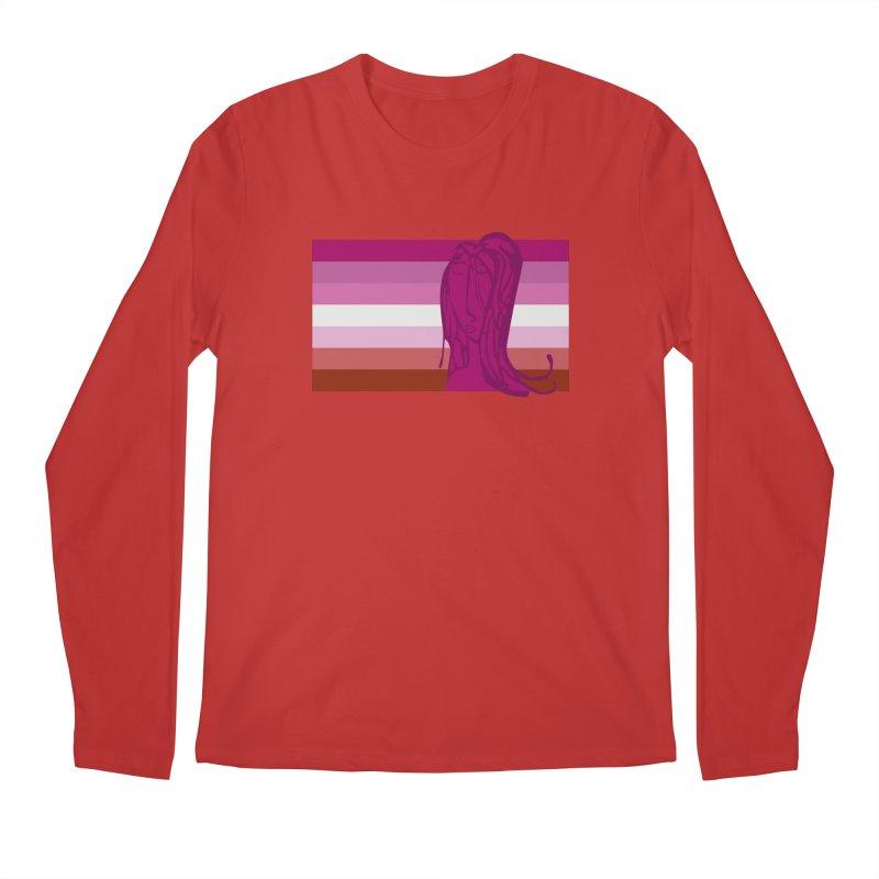 She Men's Regular Longsleeve T-Shirt by Cory & Mike's Artist Shop