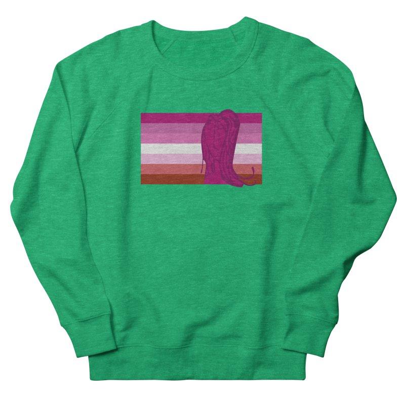 She Women's Sweatshirt by Cory & Mike's Artist Shop