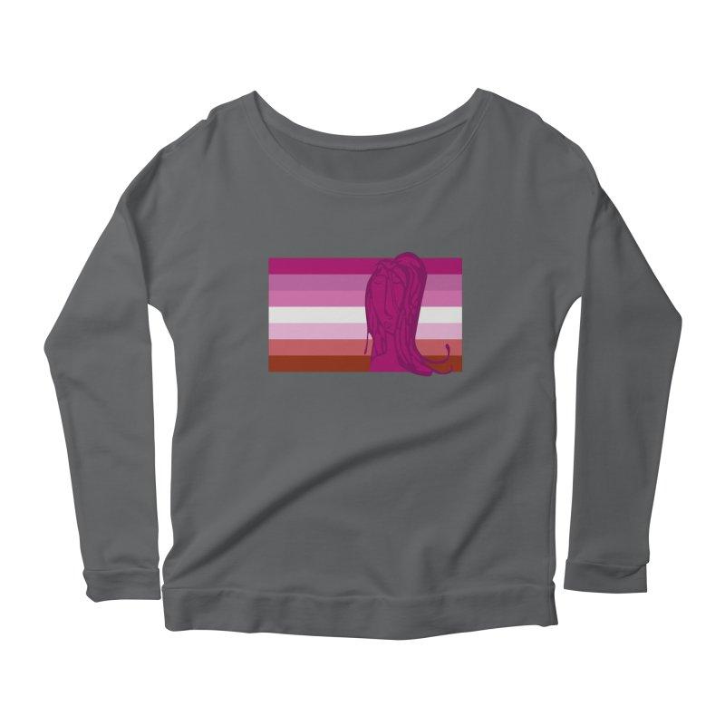 She Women's Longsleeve T-Shirt by Cory & Mike's Artist Shop