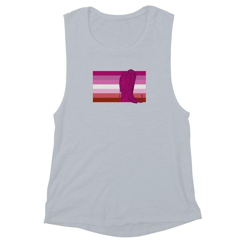 She Women's Muscle Tank by Cory & Mike's Artist Shop