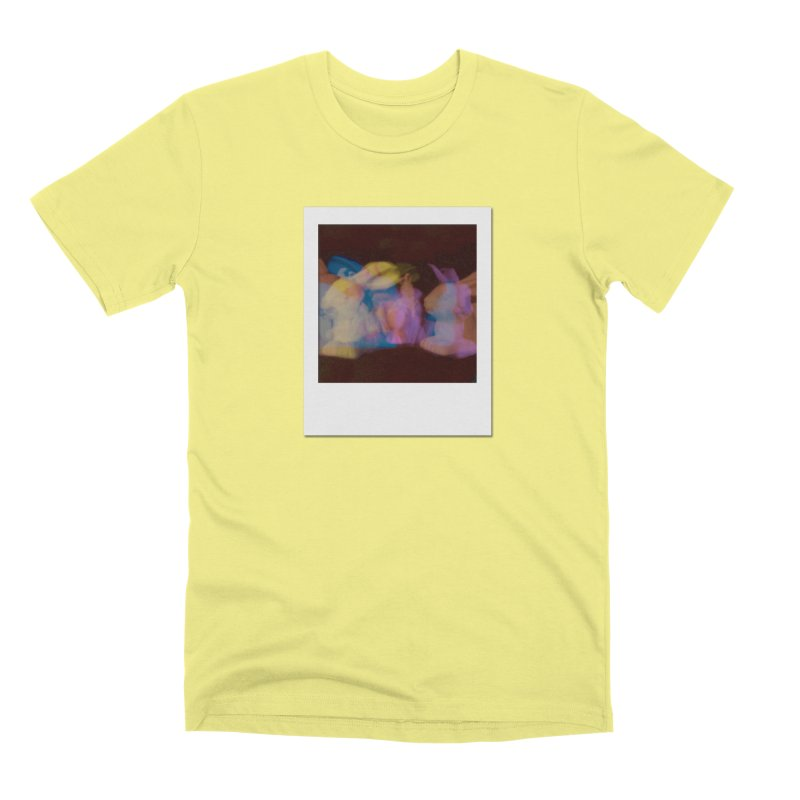 Multiply Like Rabbits Men's Premium T-Shirt by Cory & Mike's Artist Shop