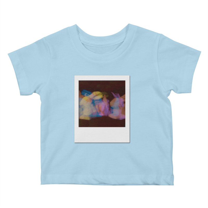 Multiply Like Rabbits Kids Baby T-Shirt by Cory & Mike's Artist Shop