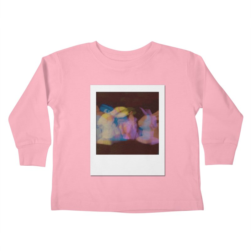 Multiply Like Rabbits Kids Toddler Longsleeve T-Shirt by Cory & Mike's Artist Shop