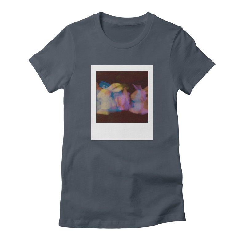 Multiply Like Rabbits Women's T-Shirt by Cory & Mike's Artist Shop