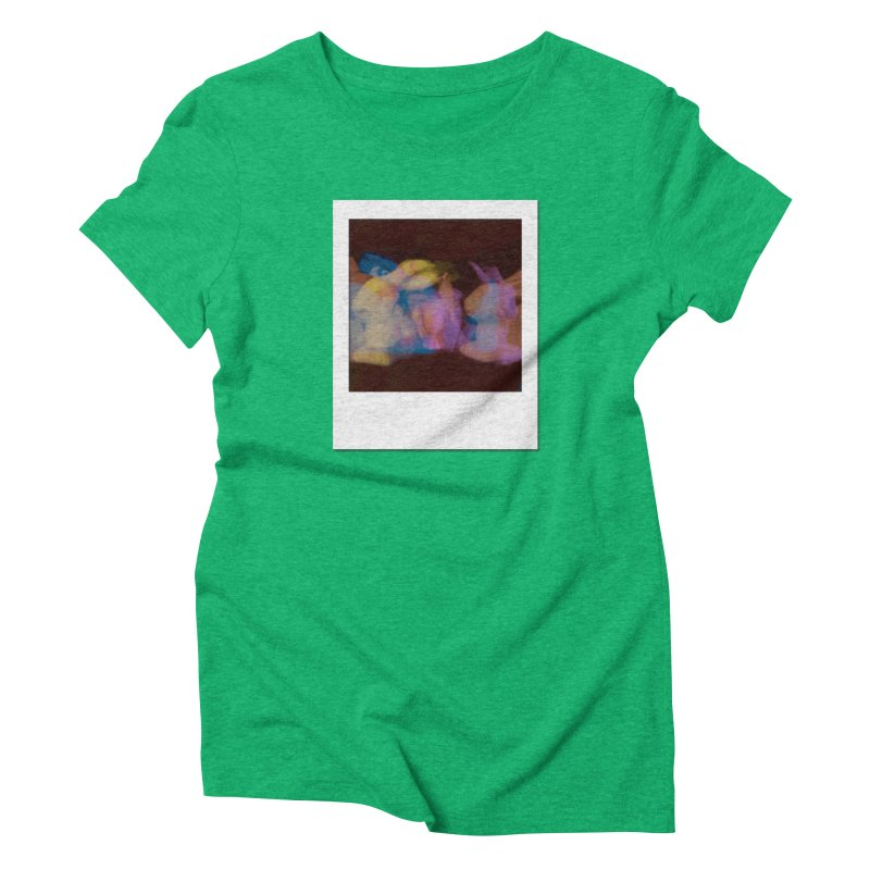 Multiply Like Rabbits Women's Triblend T-Shirt by Cory & Mike's Artist Shop