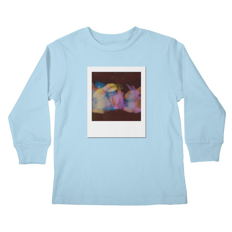 Multiply Like Rabbits Kids Longsleeve T-Shirt by Cory & Mike's Artist Shop