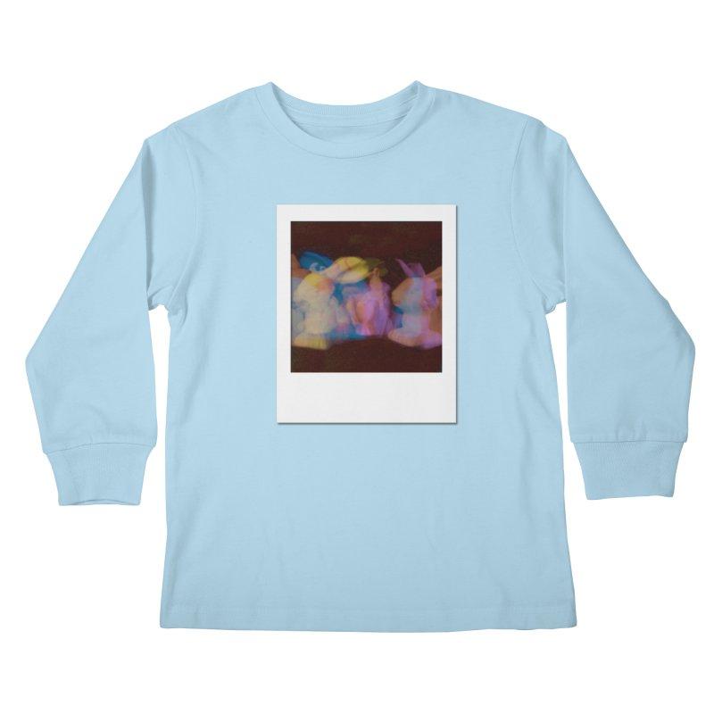 Multiply Like Rabbits Kids Longsleeve T-Shirt by Cory & Mike's Artist Shop