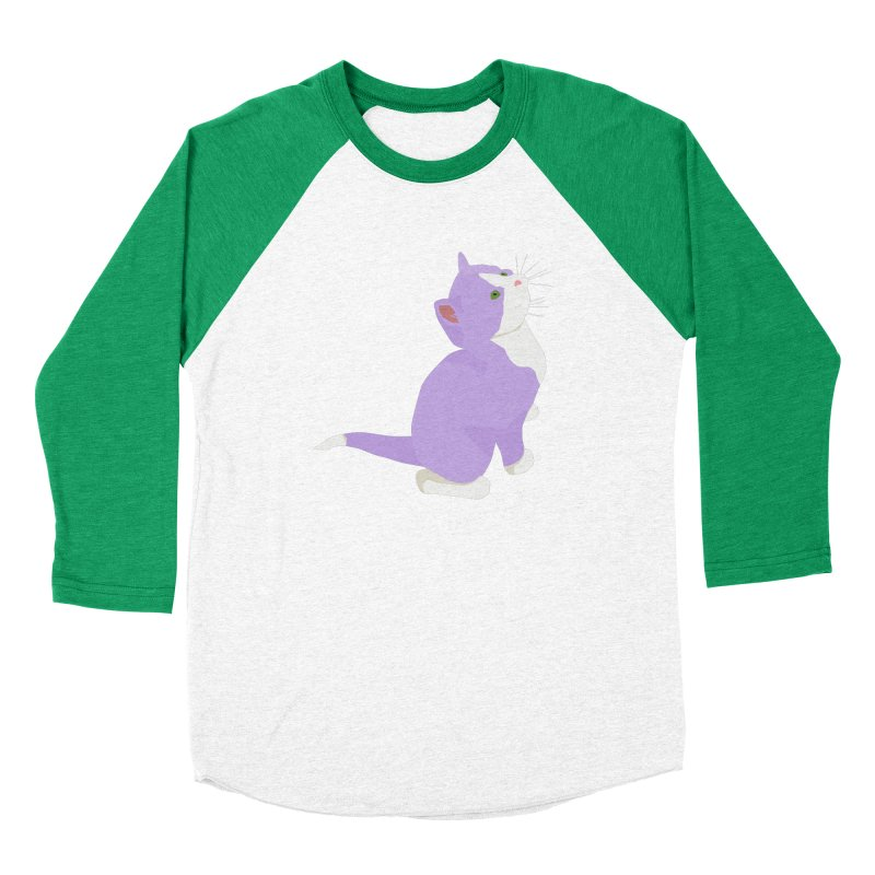 GQ the Genderqueer Kitten Women's Longsleeve T-Shirt by Cory & Mike's Artist Shop