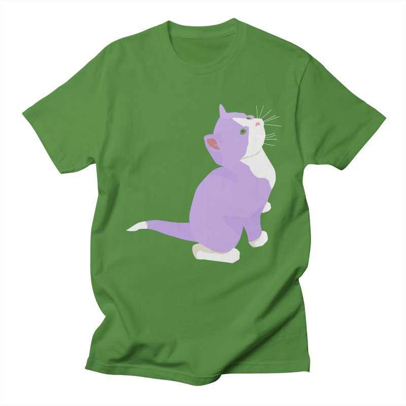 GQ the Genderqueer Kitten Men's T-Shirt by Cory & Mike's Artist Shop