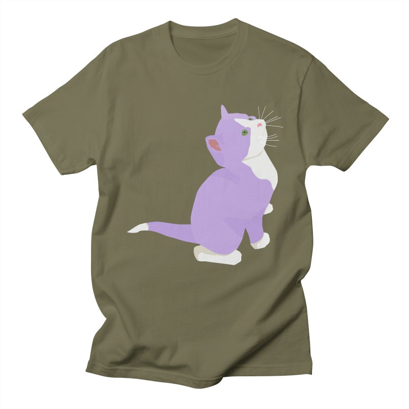 GQ the Genderqueer Kitten Women's Regular Unisex T-Shirt by Cory & Mike's Artist Shop