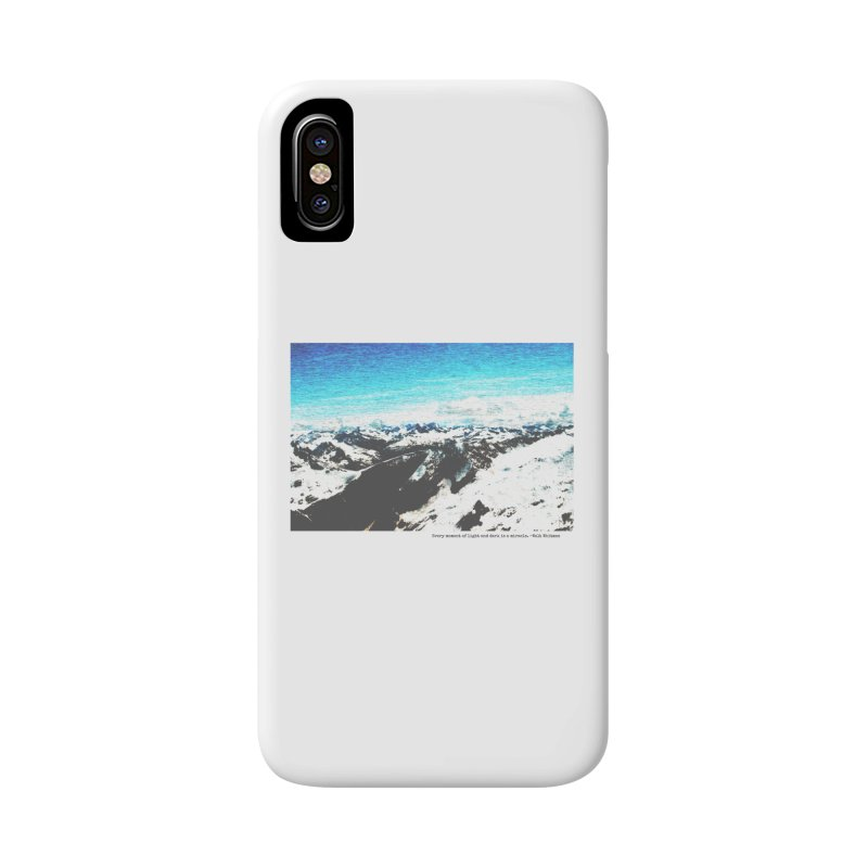 Every Moment of Light and Dark is a Miracle Accessories Phone Case by Cory & Mike's Artist Shop