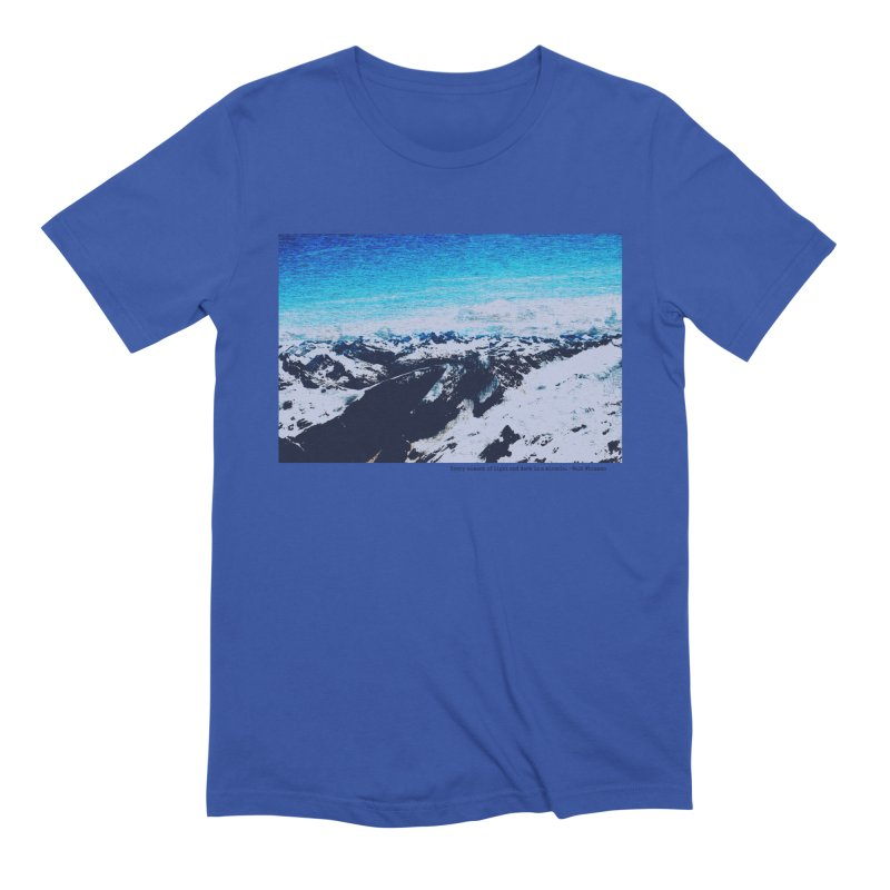 Every Moment of Light and Dark is a Miracle Men's Extra Soft T-Shirt by Cory & Mike's Artist Shop