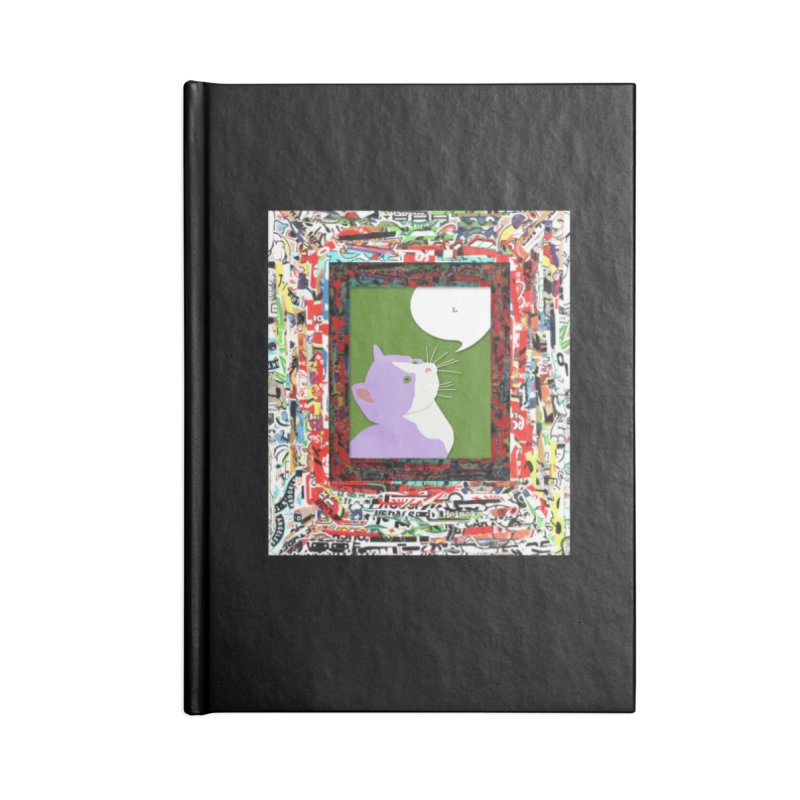 GQX Accessories Lined Journal Notebook by Cory & Mike's Artist Shop