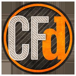 coryfreemandesign Logo