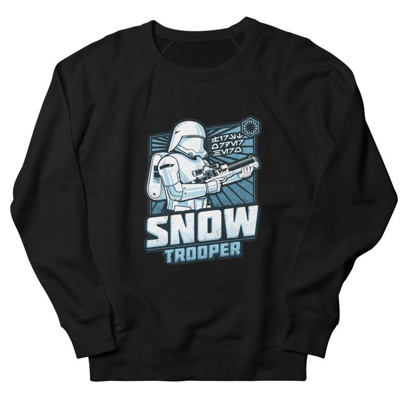 First Order Hero - Snowtrooper Men's Sweatshirt by CoryFreemanDesign
