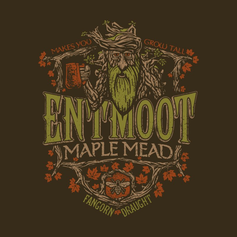 Entmoot Maple Mead None  by CoryFreemanDesign
