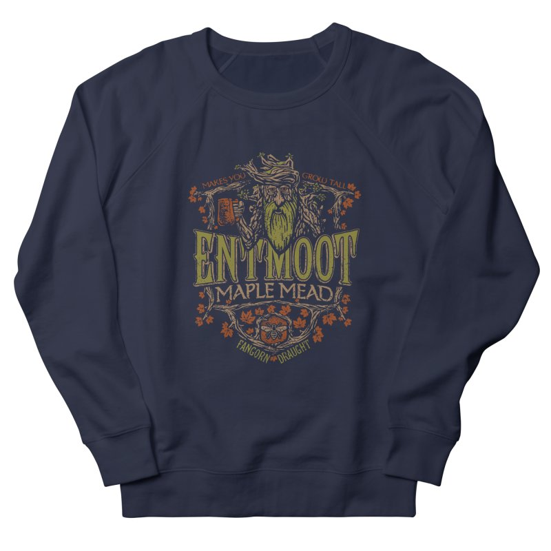 Entmoot Maple Mead Women's Sweatshirt by CoryFreemanDesign