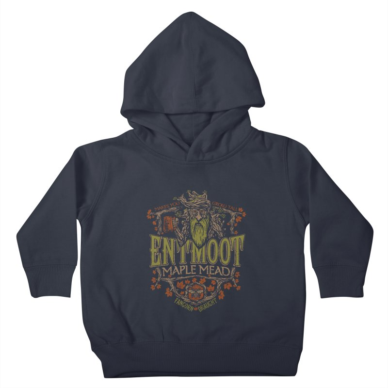 Entmoot Maple Mead Kids Toddler Pullover Hoody by CoryFreemanDesign
