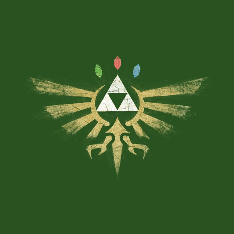 True Hyrule Power by CoryFreemanDesign