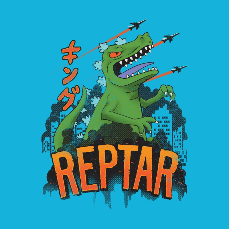 Reptar by CoryFreemanDesign
