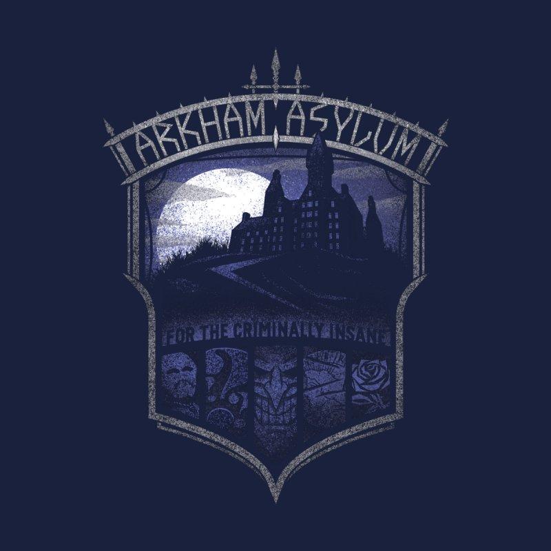 Arkham Asylum by CoryFreemanDesign