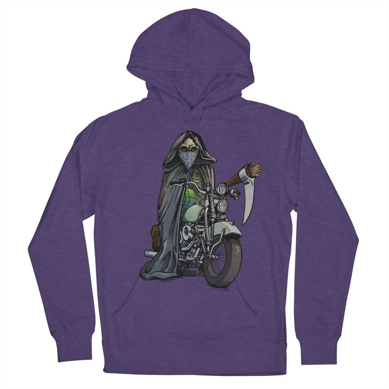 Four Riders: Death Women's Pullover Hoody by Cory Kerr's Artist Shop (see more at corykerr.com)