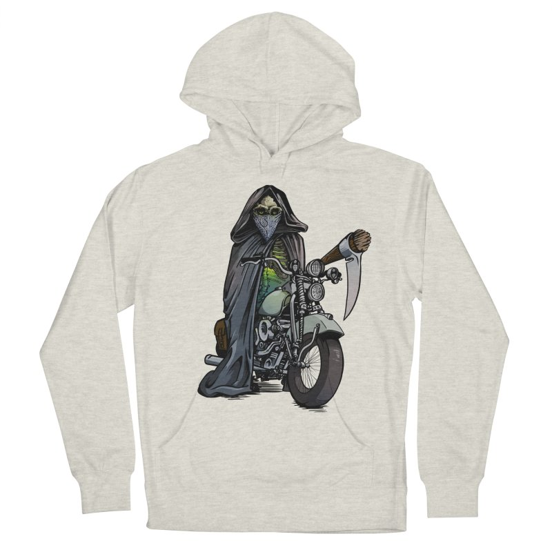 Four Riders: Death Men's Pullover Hoody by Cory Kerr's Artist Shop (see more at corykerr.com)