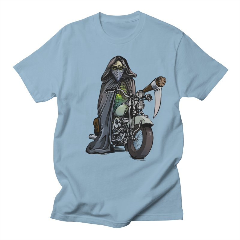 Four Riders: Death Women's Unisex T-Shirt by Cory Kerr's Artist Shop (see more at corykerr.com)
