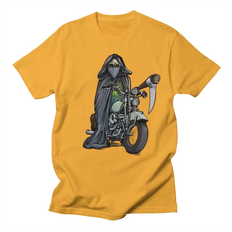 Four Riders: Death Men's T-shirt by Cory Kerr's Artist Shop (see more at corykerr.com)