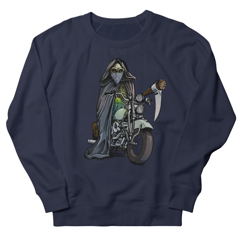 Four Riders: Death Women's Sweatshirt by Cory Kerr's Artist Shop (see more at corykerr.com)