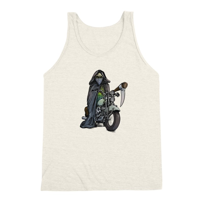 Four Riders: Death Men's Triblend Tank by Cory Kerr's Artist Shop (see more at corykerr.com)