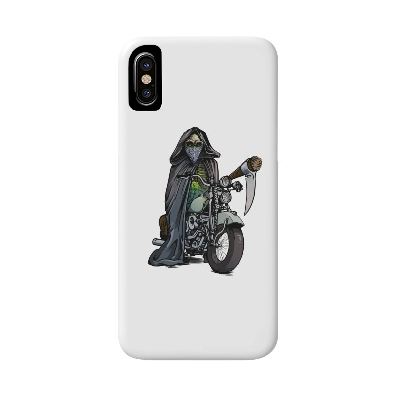 Four Riders: Death Accessories Phone Case by Cory Kerr's Artist Shop (see more at corykerr.com)