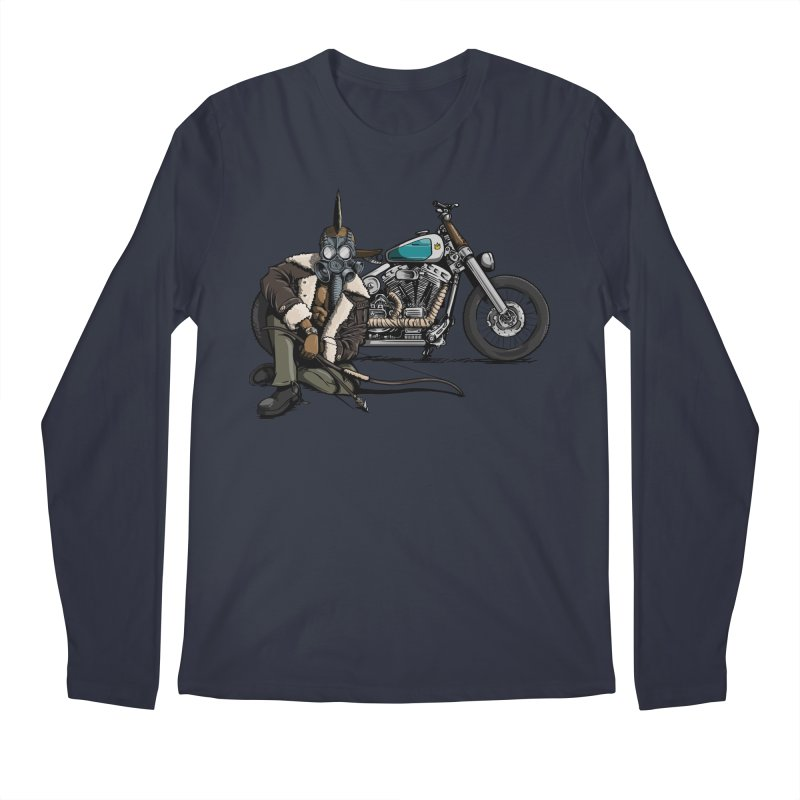 Four Riders: Pestilence Men's Longsleeve T-Shirt by Cory Kerr's Artist Shop (see more at corykerr.com)
