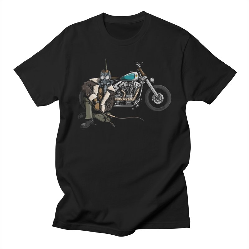 Four Riders: Pestilence Women's Unisex T-Shirt by Cory Kerr's Artist Shop (see more at corykerr.com)