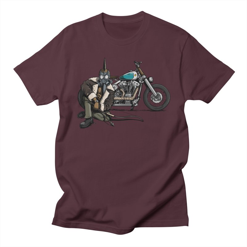 Four Riders: Pestilence Men's T-Shirt by Cory Kerr's Artist Shop (see more at corykerr.com)