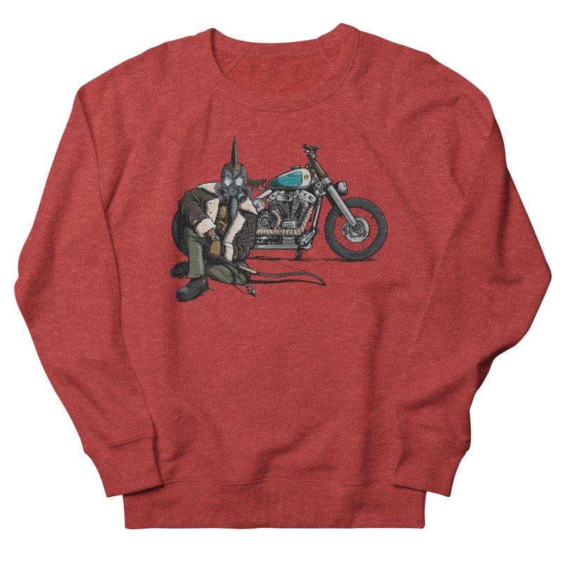 Four Riders: Pestilence Women's Sweatshirt by Cory Kerr's Artist Shop (see more at corykerr.com)