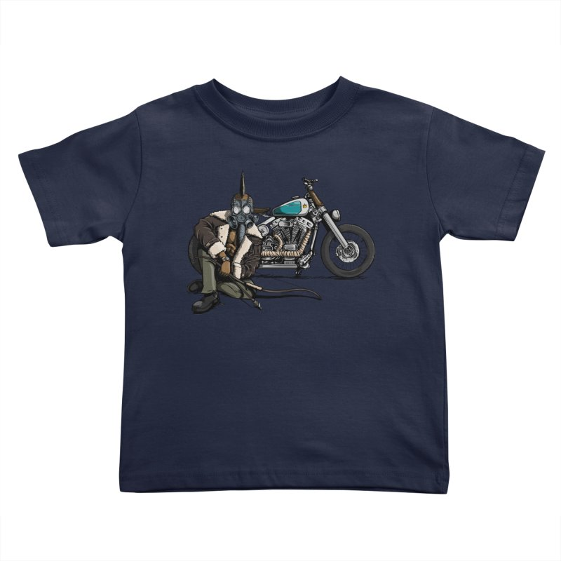 Four Riders: Pestilence Kids Toddler T-Shirt by Cory Kerr's Artist Shop (see more at corykerr.com)