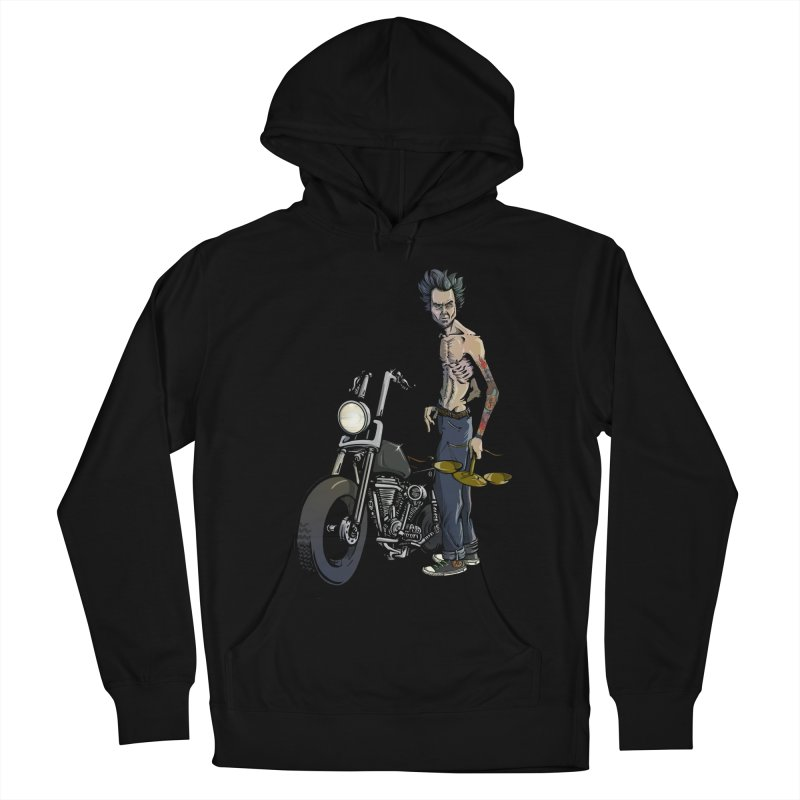 Four Riders: Famine Women's Pullover Hoody by Cory Kerr's Artist Shop (see more at corykerr.com)