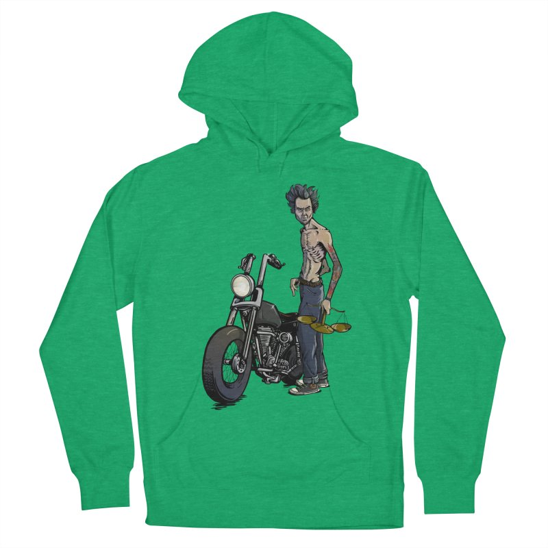 Four Riders: Famine Men's Pullover Hoody by Cory Kerr's Artist Shop (see more at corykerr.com)