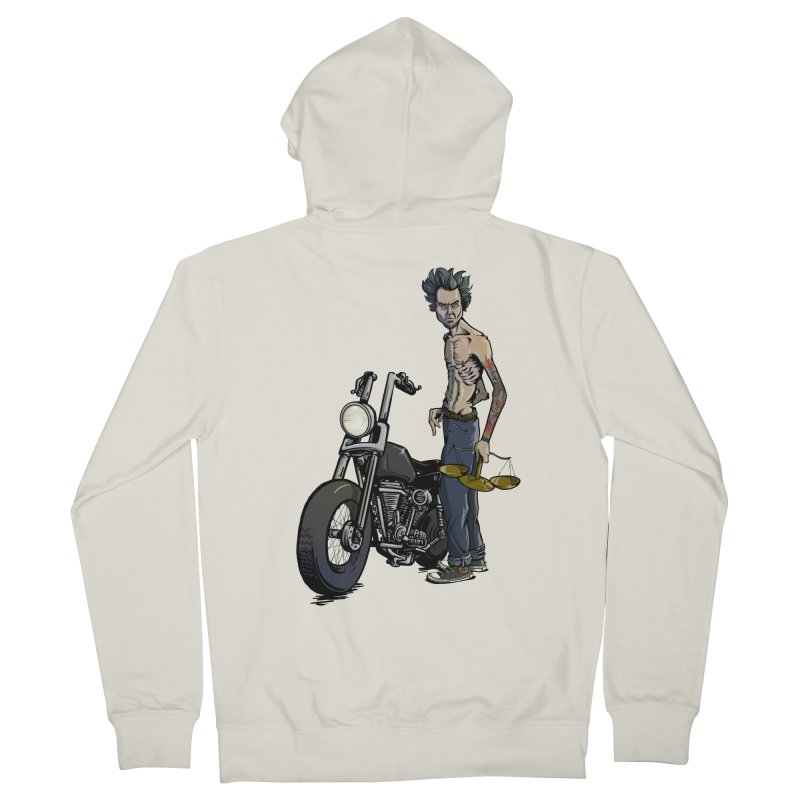 Four Riders: Famine Women's Zip-Up Hoody by Cory Kerr's Artist Shop (see more at corykerr.com)