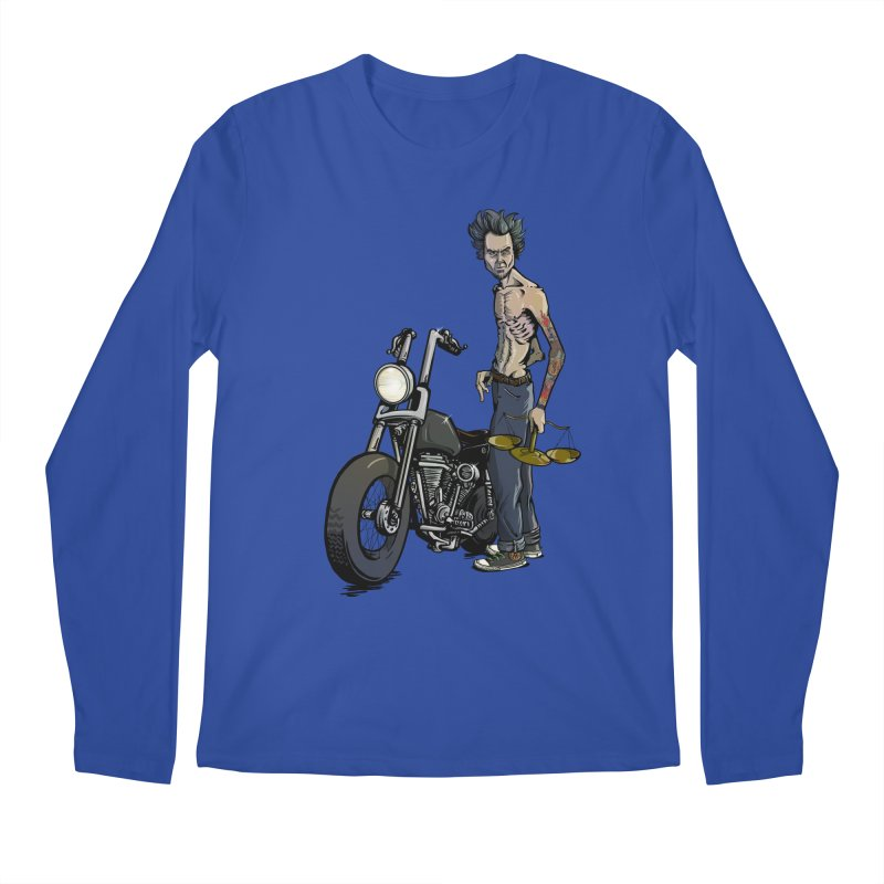 Four Riders: Famine Men's Longsleeve T-Shirt by Cory Kerr's Artist Shop (see more at corykerr.com)