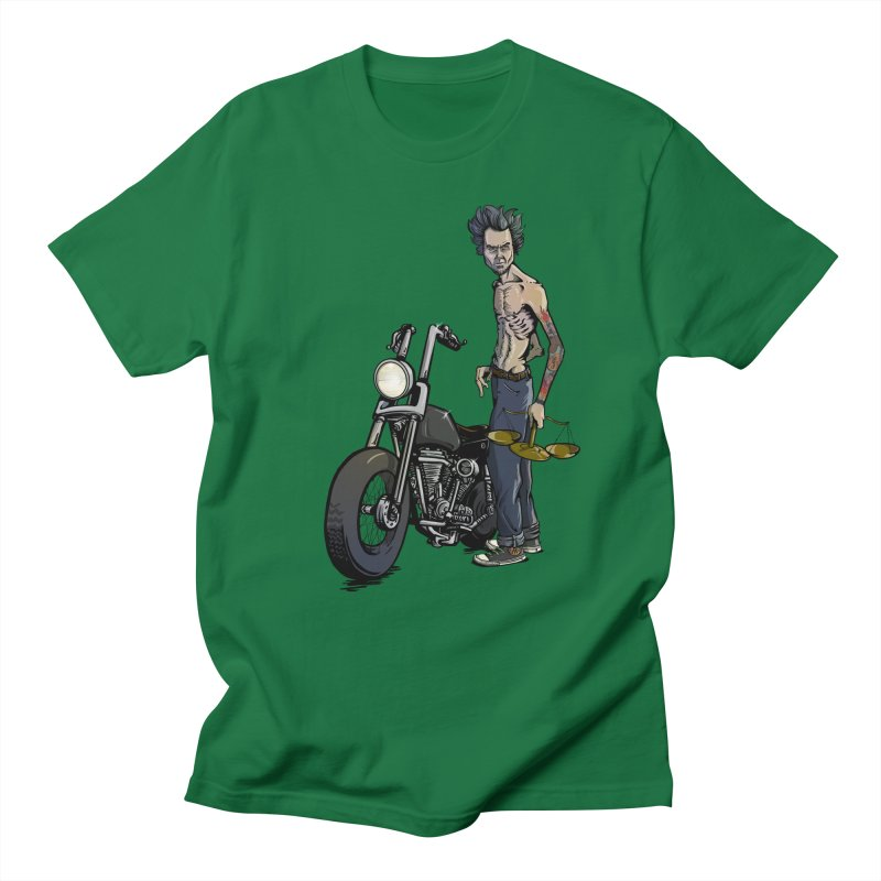 Four Riders: Famine Men's T-shirt by Cory Kerr's Artist Shop (see more at corykerr.com)