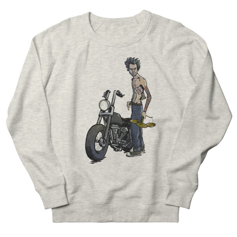 Four Riders: Famine Men's Sweatshirt by Cory Kerr's Artist Shop (see more at corykerr.com)