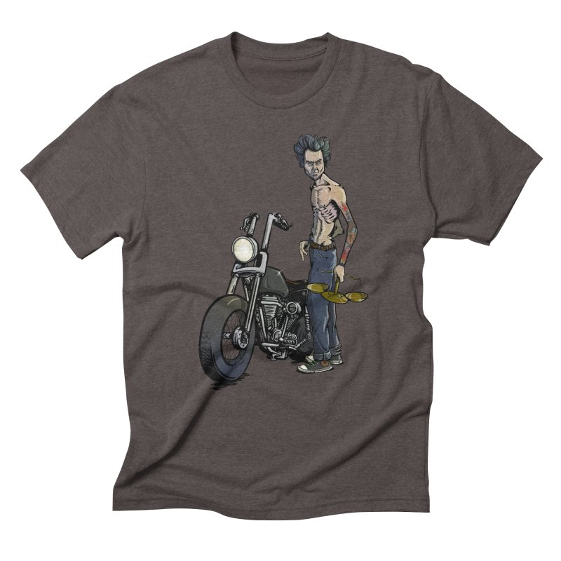 Four Riders: Famine Men's Triblend T-Shirt by Cory Kerr's Artist Shop (see more at corykerr.com)