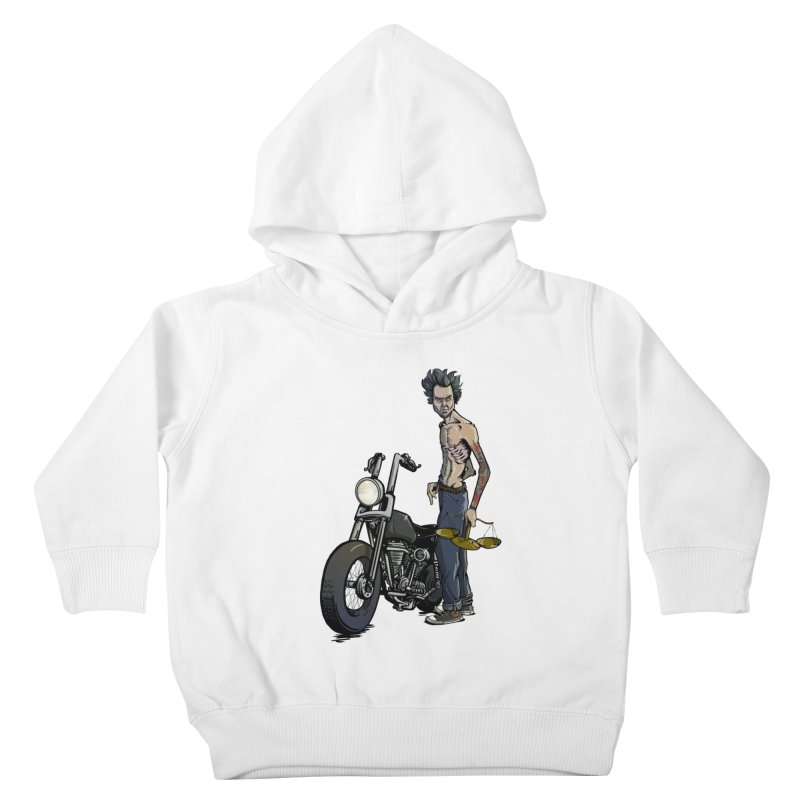 Four Riders: Famine Kids Toddler Pullover Hoody by Cory Kerr's Artist Shop (see more at corykerr.com)